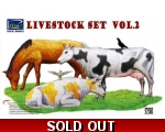 Riich Livestock Set Vol. 2 1/35