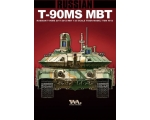 Tiger Model RUSSIAN MAIN BATTLE TANK T-90MS 1/35