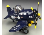 Tiger Model U.S. F4U Corsair Fighter CUTE PLANE ..