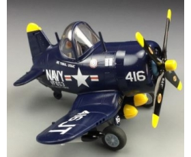 Tiger Model U.S. F4U Corsair Fighter CUTE PLANE 104