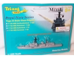 Tri-ang F82 RN Type 23 Frigate HMS Somerset 1/12..