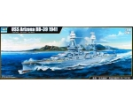 Trumpeter USS Arizona BB-39 1941  1/200