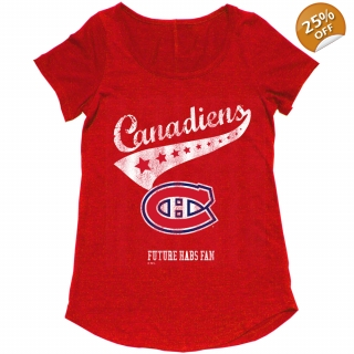 Montreal Canadiens Maternity Future Ha..