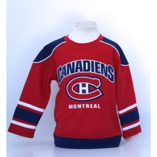 Montreal Canadiens Red Kids Jersey