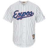 Majestic Montreal Expos MLB Cooperstow..