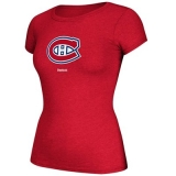 Women's Montreal Canadiens Reebok Red ..