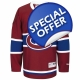 Youth Replica Montreal Canadiens Reebok Jersey