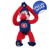 Montreal Canadiens Monkey