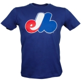 Youth Montreal Expos Basic Logo T-shirt