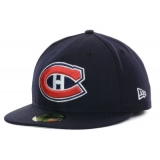 New Era Montreal Canadiens Fitted 59FI..