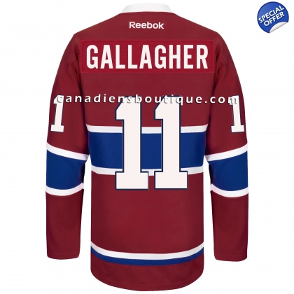 Youth Brendan Gallagher Montreal Canadiens Red NHL Jersey