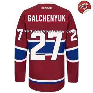 Youth Alex Galchenyuk Montreal Canadie..
