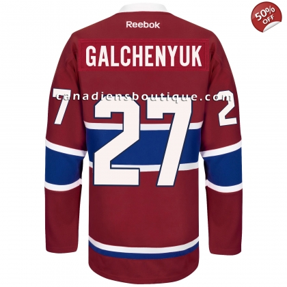 Youth Alex Galchenyuk Montreal Canadiens Premier Hockey Jersey