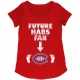 Montreal Canadiens Ladies Future Habs Fan Maternity T-Shirt