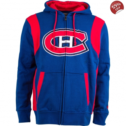 Montreal Canadiens old time hockey Chadron Hoodie