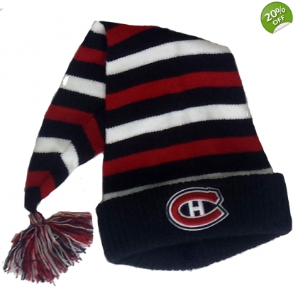 Youth 47 Montreal Canadiens Tobbogan Knit