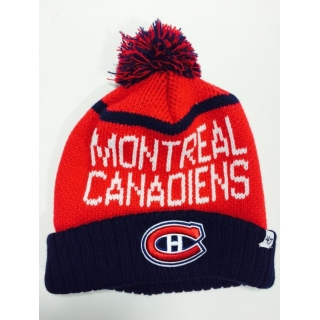 Montreal Canadiens '47 Brand Red Pom C..
