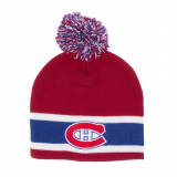 Retro Toque Knit Beanie Montreal Canad..