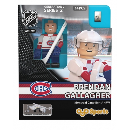 Brendan Gallagher 11 OYO Sportstoys Minifigures