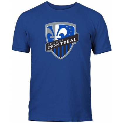 Montreal Impact Soccer MLS Royal Blue T-Shirt