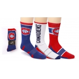 Montreal Canadiens Mens Sports Socks 3..