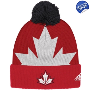 Canada Hockey adidas Red 2016 World Cu..