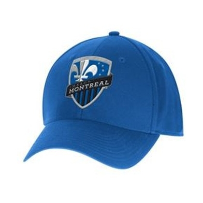 Montreal Impact Adjustable Structured Adidas Hat