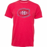 Montreal Canadiens Logo Distressed Red..