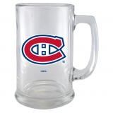 Glass Sport Mug NHL Montreal Canadiens..