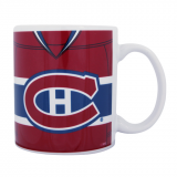 Montreal Canadiens Jersey Coffee Mug