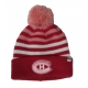 Pink kids  Pom Knit Tuque Montreal..