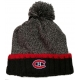 Womens Winter Hat Montreal Canadiens