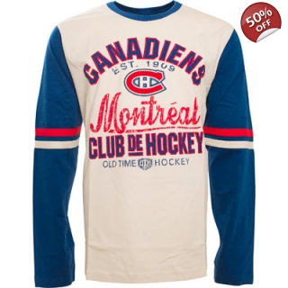 Montreal Canadiens Old time Hockey Chi..