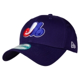 Montreal Expos New Era 9FORTY Adjustab..