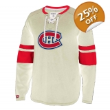 Montreal Canadiens CCM Retro Long Slee..