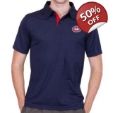 Reebok Montreal Canadiens Polo Golf Sh..