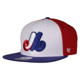 Montreal Expos Cooperstown Tri-Color A..