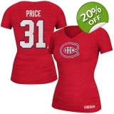 Women's Montreal Canadiens Carey Price..