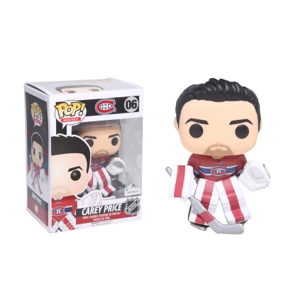 Carey Price 31 POP NHL figures Red Home Jersey Funko