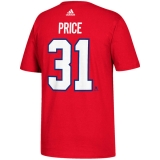 Carey Price 31 Adidas Montreal Canadie..