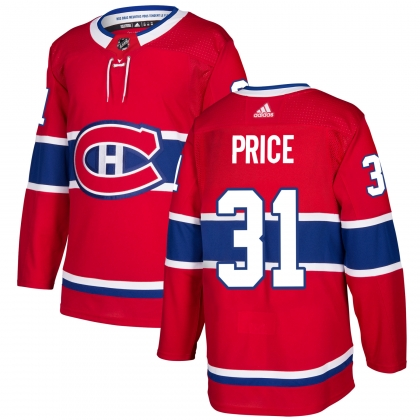 Carey Price 31 Montreal Canadiens Adidas Authentic Pro Jersey