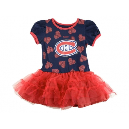 Montreal Canadiens Reebok Girls Tutu Dress