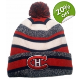 Montreal Canadiens CCM Cuffed Pom Knit..