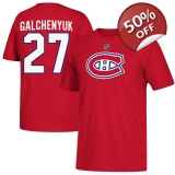 Youth Alex Galchenyuk 27 Montreal Cana..
