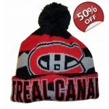 Youth Montreal Canadiens Tonal Cuffed ..
