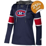 Women's Montreal Canadiens Adidas Jers..