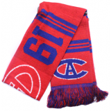 Montreal Canadiens Red Retro Logo Scarf