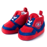 Infant Booties Montreal Canadiens Snea..
