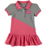 Reebok Montreal Canadiens Girls Pink P..