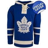 Toronto Maple Leafs 47 Brand Lace Up J..